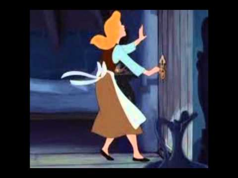 walt disney presents cinderella