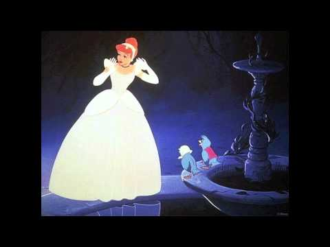 "Walt Disney's ""Cinderella"" Story – Part I -"